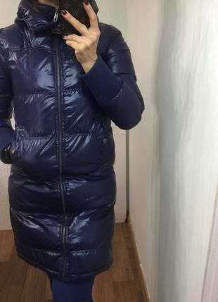 Удлинённая курточка