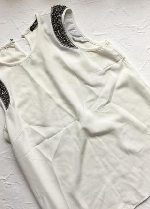 Белая блуза kira plastinina