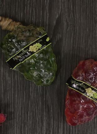 Натуральное фруктовое тайское мыло aphrodite herb soap