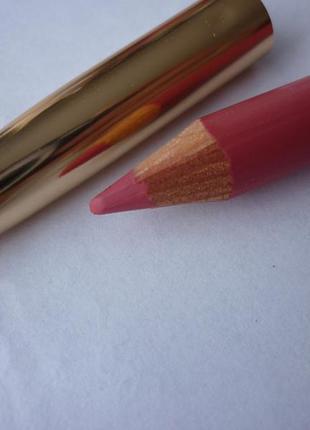 Фитокарандаш для губ sisley phyto levres perfect оттенок rose