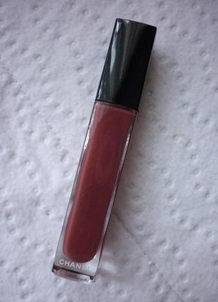 Блеск для губ от chanel rouge allure gloss