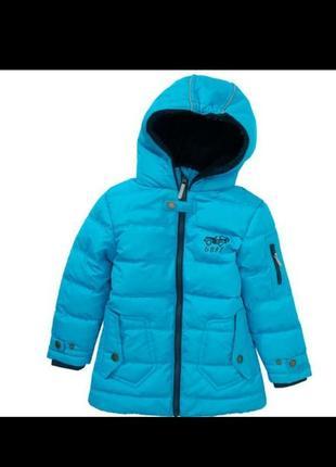 Куртка topolino 104 размер