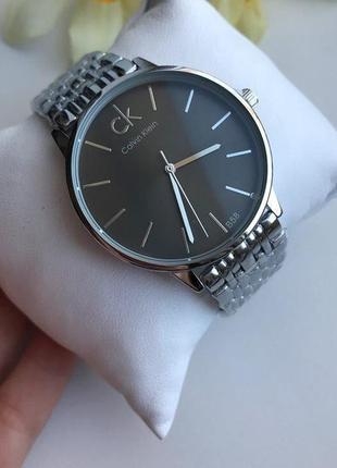 Стильные часы+коробочка