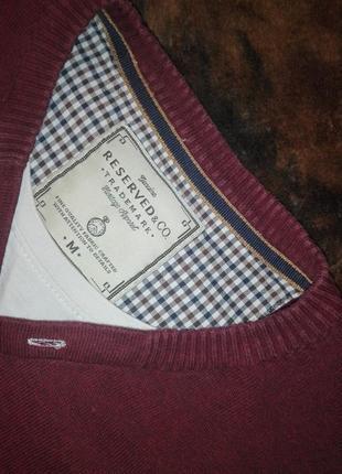 Кофта с пуговицами и имитация футболки фирменная