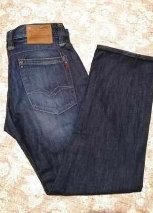 Крутые брендовые джинсы replay. оригинал  рw31 l36