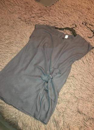 Шикарное платье/туника  m/l