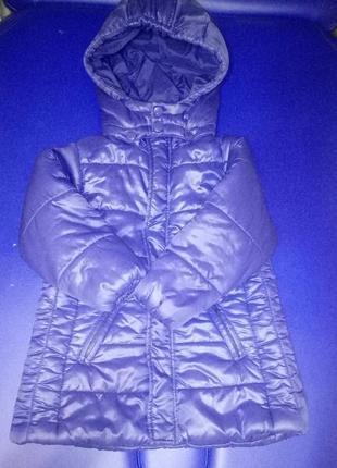 Пальто , куртка деми