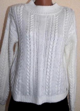 Свитер пуловер s.oliver размер  38
