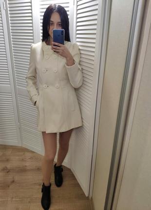 Пальто деми orsay, р-р xs-s