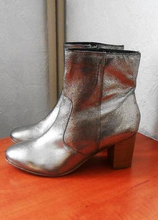 Распродажа! фирменные ботинки new look, р.40 код f4034
