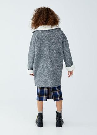 Кардиган пальто pull&bear4
