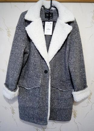Кардиган пальто pull&bear5