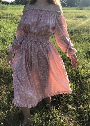Платье земфир