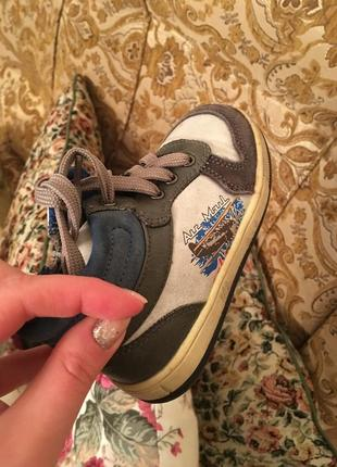Деми ботинки детские