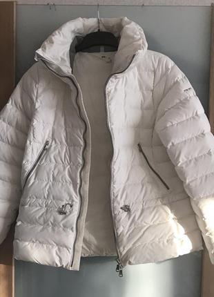 Супер тёплый молодежный пуховик(куртка)спортивного стиля rlx.последняя цена!!