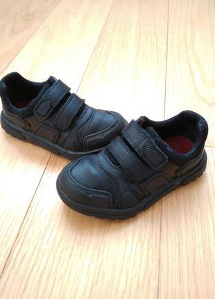 Шкіряні туфлі - кросівочки
