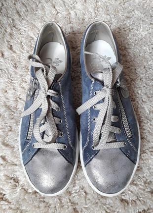 Классные кроссовки rieker 36 размер
