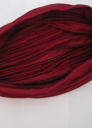 39 модная шапка, чалма, хиджаби, тюрбан5