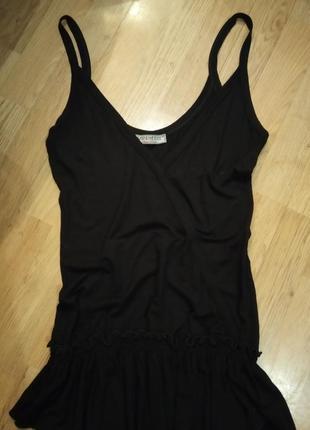 Платье сарафан трикотажное4 фото