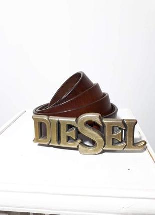 Шикарный ремень diesel