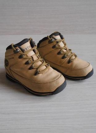 Детские ботинки firetrap rhino junior boots honey/brown2