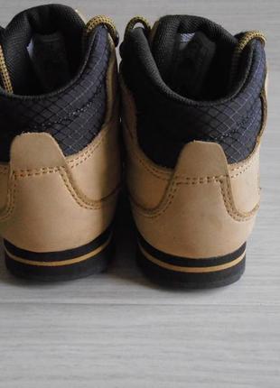 Детские ботинки firetrap rhino junior boots honey/brown5