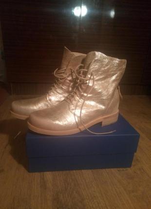 Ботинки демисезонные vic matie оригинал