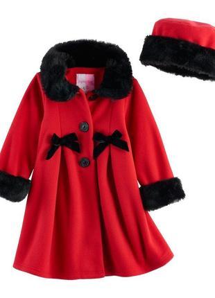 Пальто на 4 года