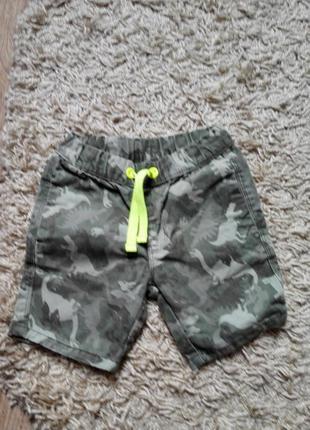 Фирменные шорты на мальчика