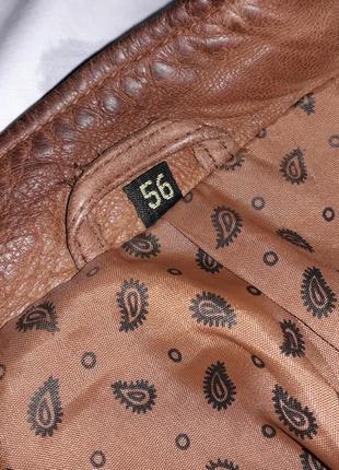 Куртка кожаная2 фото