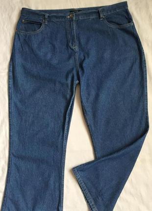 Отличные жен джинсы george батал раз 5xl(58)