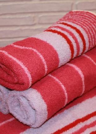 Полотенце, махровое, хлопковое, рушник, махровий, бавовняний