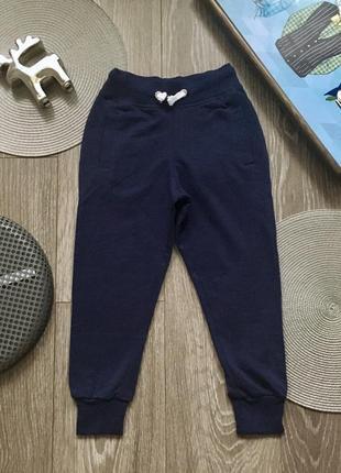 Утепленные спортивные штаны для мальчика греция