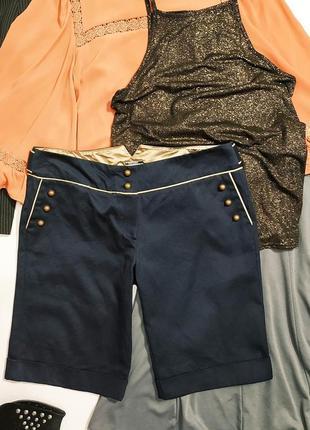 ❤ оригинальные шорты с подворотами