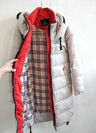 Очень удобная, теплая куртка