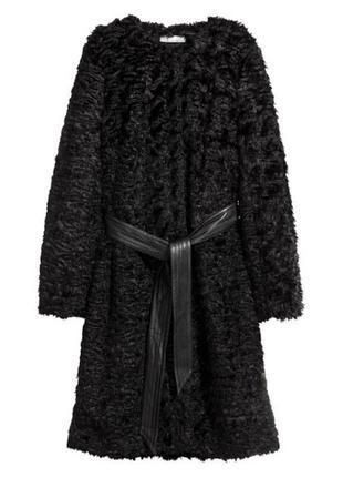 Шубка xs демисезонная h&m zara пальто курта деми
