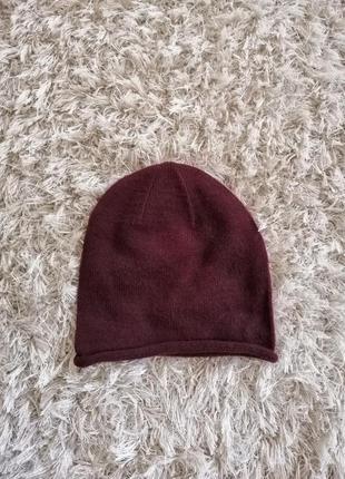 Фірмова шапка hm кашемір