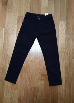 Сорные брюки для девочки на 7 лет