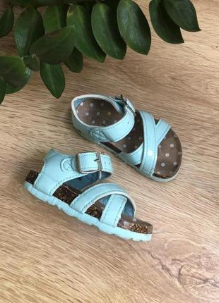 Стильные босоножки/сандали 12,5 см.