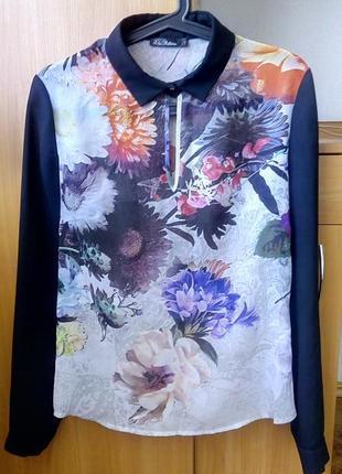 Блуза рубашка kira plastinina