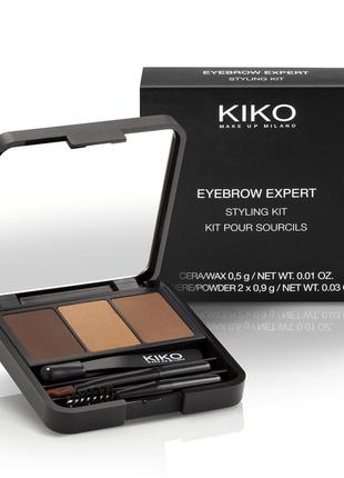 Eyebrow expert styling kit набор для бровей 02