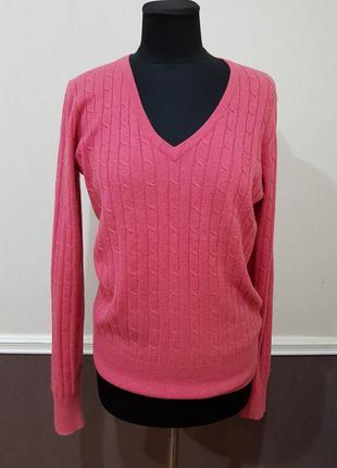 Теплый свитер gant