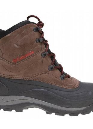 Зимние мужские ботинки сolumbia сascadian summit 2