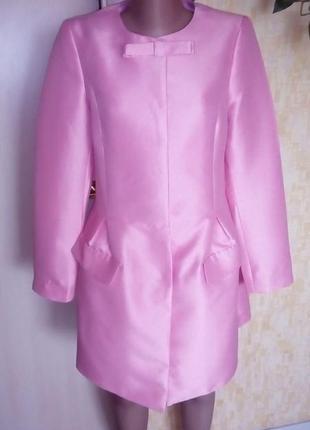 Удлиненный приталенный жакет/кардиган/пиджак/куртка