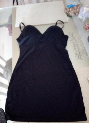 Корректирующее бандажное платье утяжка