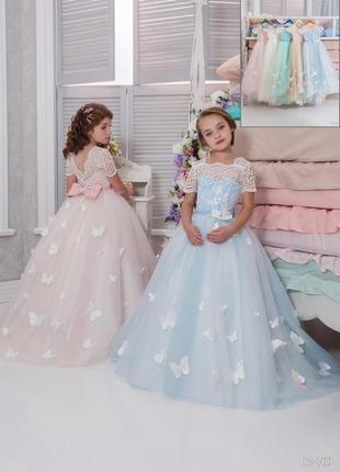 Платье праздничное, выпускное, вечерние, бальное, есть  более 200 мод. на выбор