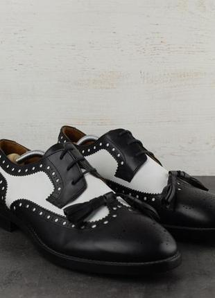 Туфли geox by patrick cox. размер 40