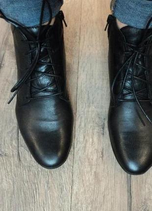 Стильные  португальские  ботинки roberto santi