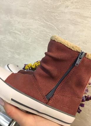 Трендовые стильные полусапоги сапоги ботинки хайтопы кеды трендовые натуральные