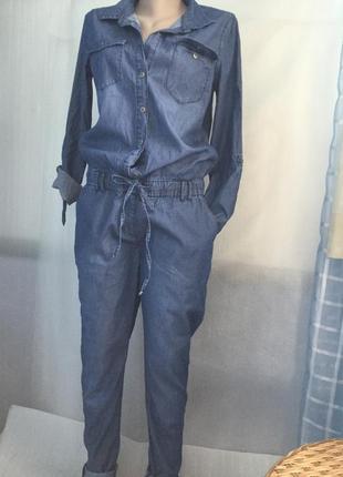 Комбинезон джинсовый cindy-h jeans 38-40